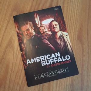 American Buffalo programme