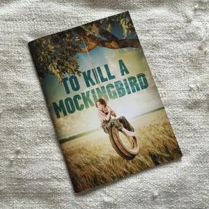 To Kill A Mockingbird programme